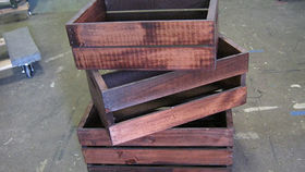 Image of a Prop: Western: Fruit Crate