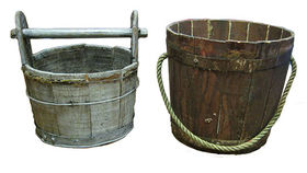 Image of a Prop: Western, Well Buckets