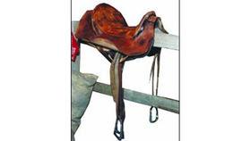 Image of a Prop: Western, Horse Saddle