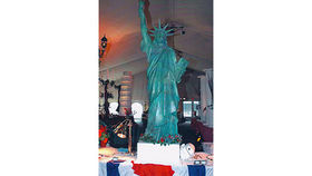 Image of a Statue of Liberty