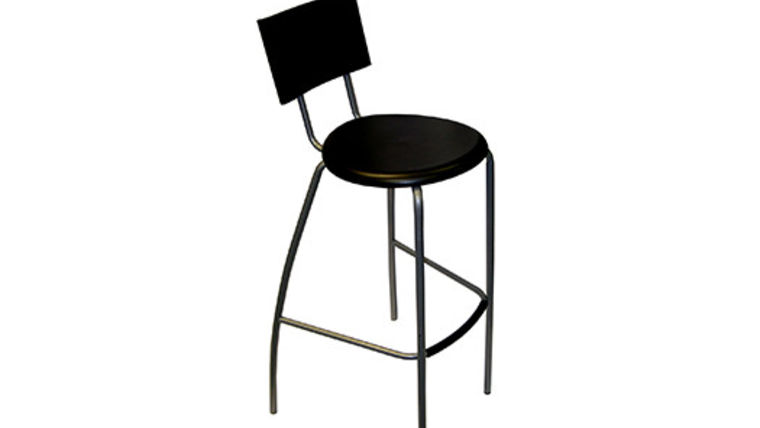 Picture of a Contemporary Barstool
