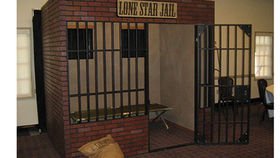 Image of a Western Jail Set