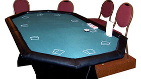 Image of a Games: Casino, Poker Texas holdem table tops