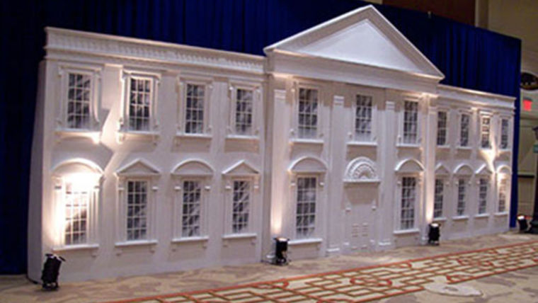 Picture of a Set: White House