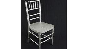 Image of a Chair: Chiavari, Silver