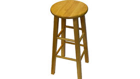 Image of a Barstools: Wood Standard