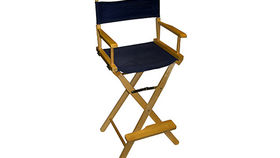 Image of a Director's Chair, Tall
