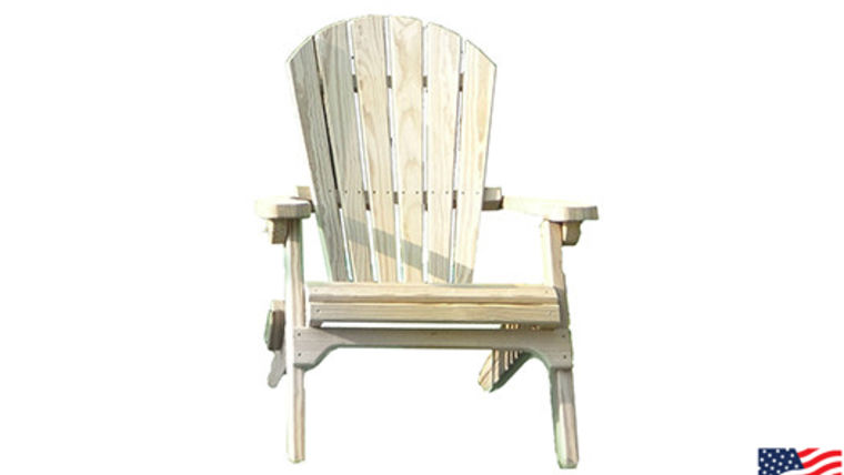 Picture of a Adirondack Chair