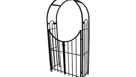 Image of a Wrought Iron Gate