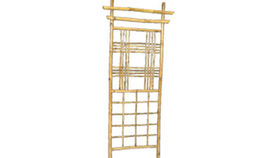 Image of a Tori Style Bamboo Screen