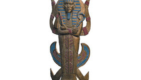 Image of a King Tut Sarcophagus Prop