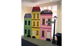 Image of a Set: Neighborhoods: Row House Sets