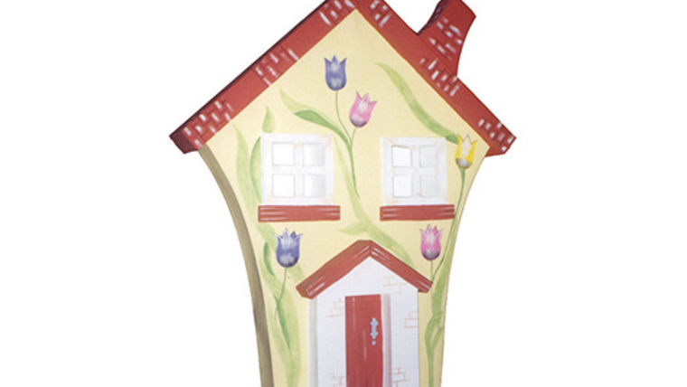 Picture of a Prop: Storybook, Cottage Candyland House, Large & small