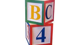 Image of a Alpha Blocks