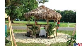 Image of a Tiki Hut Bar
