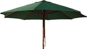 Image of a Umbrella:  Market, Green 9ft