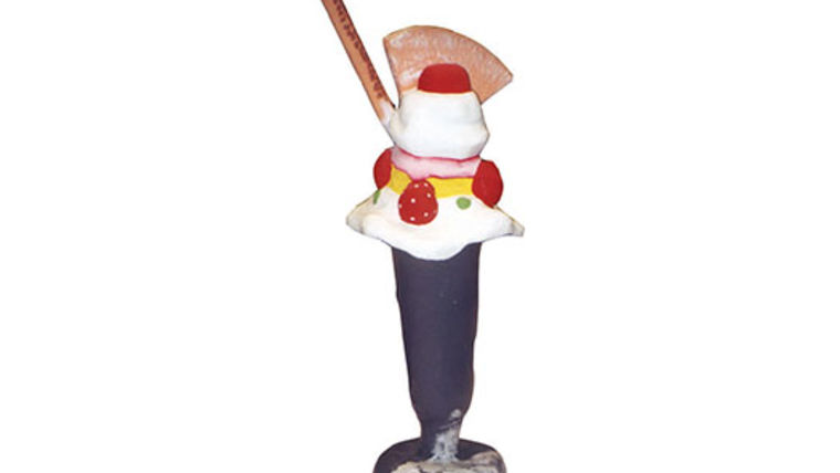 Image of a Prop: 1950s, Large Sundae