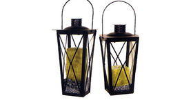 Image of a Lanterns: Lattice