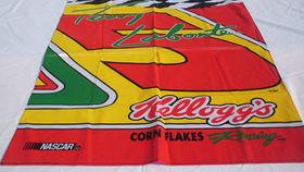 Image of a NASCAR Terry Labonte Flag