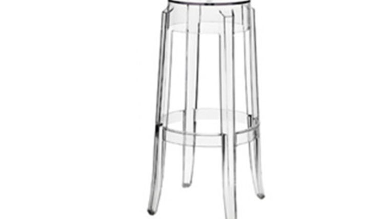 Picture of a Acrylic Ghost Barstool