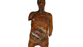 Image of a Prop: Halloween, Corpse (with guts out)