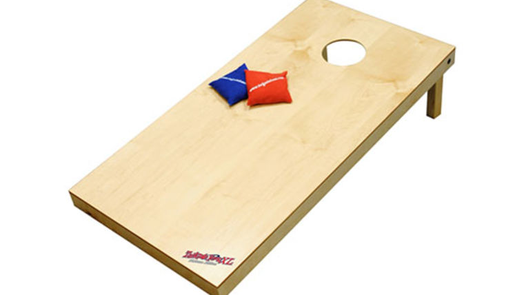 Picture of a Corn Hole Bean Bag Toss