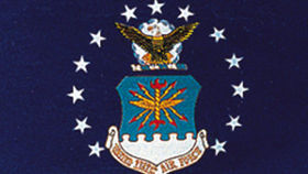 Image of a Air Force Flag, 3' x 5'