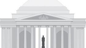 Image of a Set: Jefferson Memorial