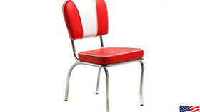 Image of a 50's Diner Chair QS