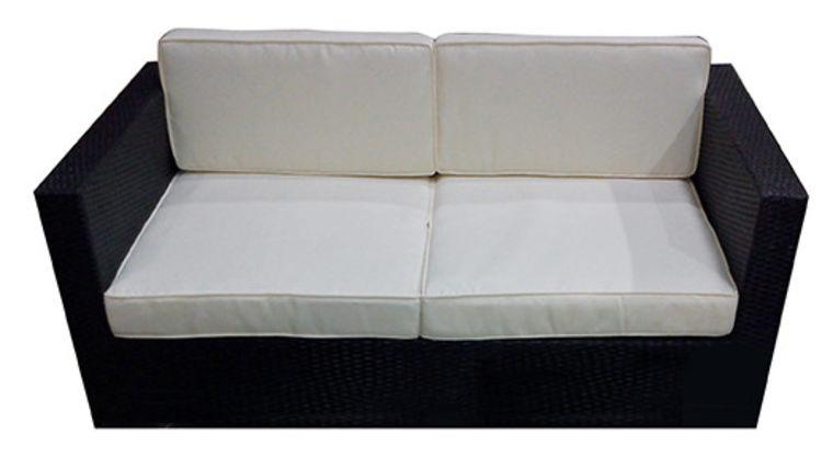 Picture of a Rattan Malibu Sofa