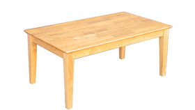 Image of a Shaker Coffee Table, Natural