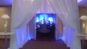 Image of a Sheer Drape Entranceway