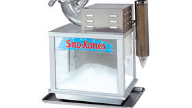 Image of a Novelty Food: Snow Cone Machine