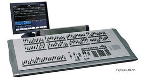 Image of a Lighting Console: ETC Express 24/96