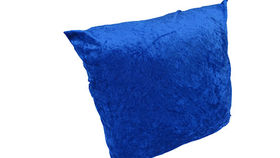 Image of a Royal Blue Pillow