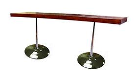 Image of a Mahogany Communal Table