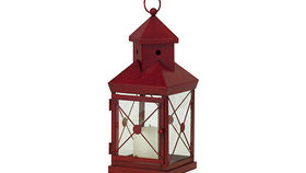 Image of a Lanterns: Red Cupula
