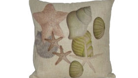 Image of a Sea Shell Pillow