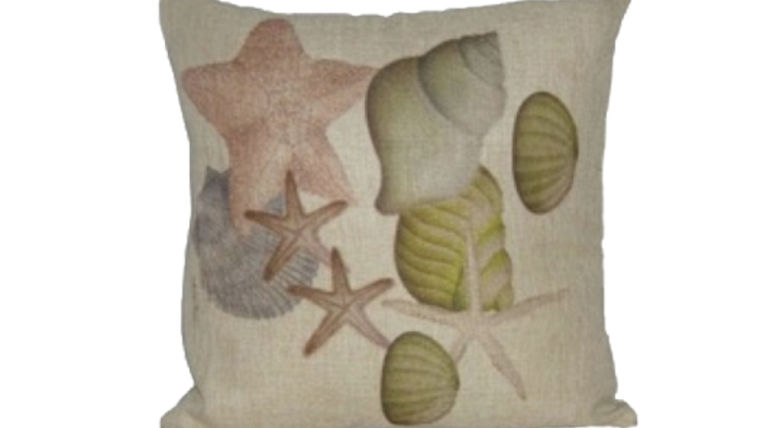 Picture of a Sea Shell Pillow