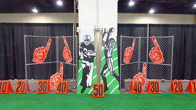 Image of a Prop: Sports, Chain Link Fence (6ft x 4ft)