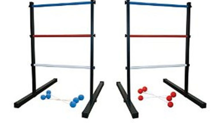 Picture of a Ladder Ball (Wild Sport)