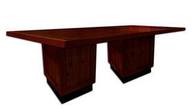 Image of a Mahogany Dining Table
