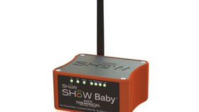 Image of a Lighting: DMX: Wireless DMX (Show Baby)
