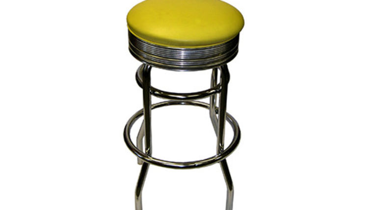 Picture of a Barstools: Retro 50s Mixed Colors