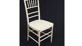 Image of a Chair: Chiavari, Cream