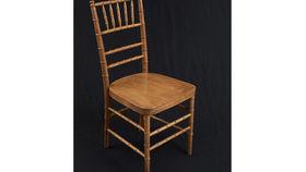 Image of a Chair: Chiavari, Walnut