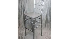 Image of a Barstools: Chiavari, Silver