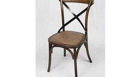Image of a Chair: Tuscan Bentwood