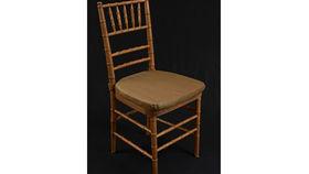 """Image of a Chair: Cushion Topaz Nutmeg 1.5"""" w/ Velcro"""