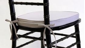 "Image of a Chair: Cushion Silverado Bengaline 1.5"" w/ Velcro"